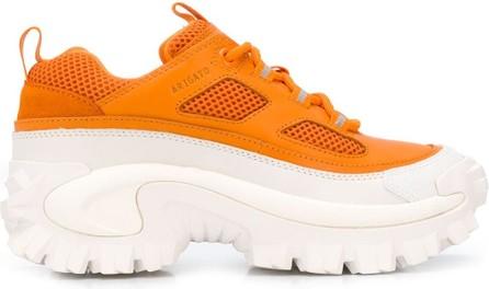 Axel Arigato Ridged sole sneakers