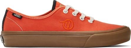 Vans Orange Taka Hayashi Edition Authentic One Sneakers