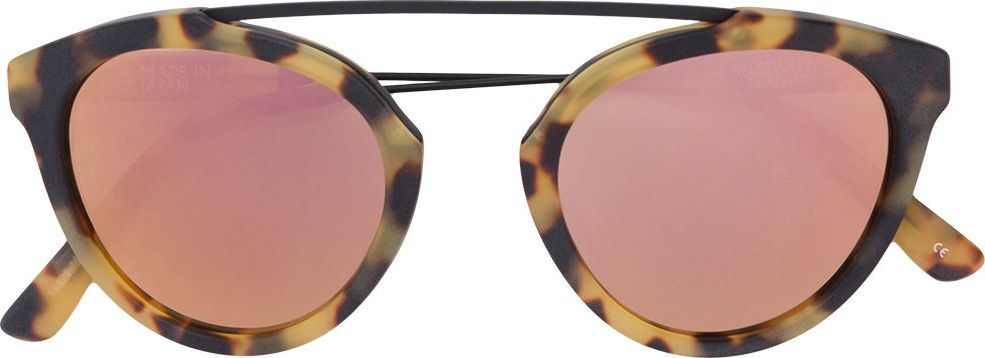 Westward Leaning - Flower 13 tortoiseshell sunglasses