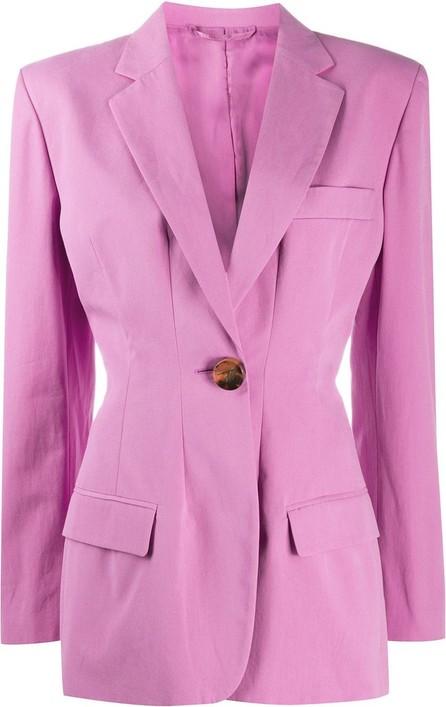 The Attico Donna single-breasted blazer