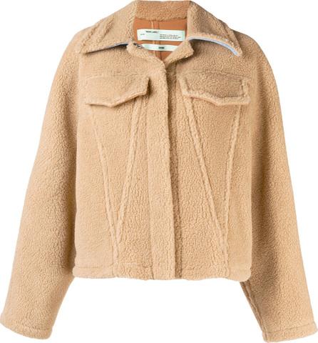 Off White Single breasted jacket