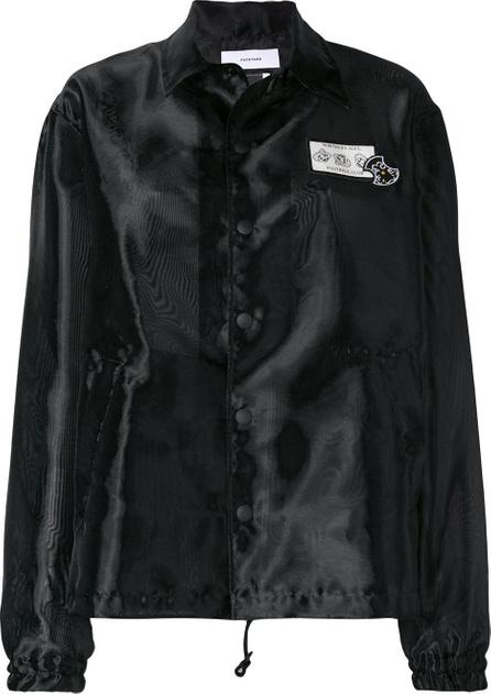 FACETASM Oversized shirt jacket