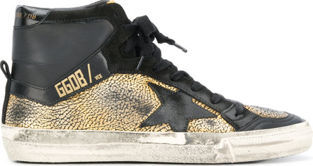 Golden Goose Deluxe Brand Superstar hi-top sneakers