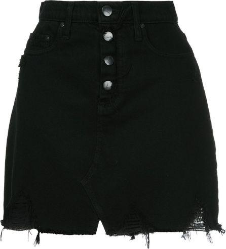 Nobody Denim Piper Skirt Exposed Destiny