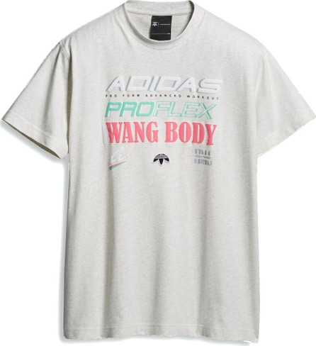 Adidas Originals by Alexander Wang adidas Originals x alexander wang graphic t-shirt