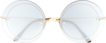 Spektre Narciso round sunglasses