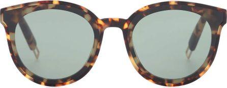 Gentle Monster Black Peter sunglasses