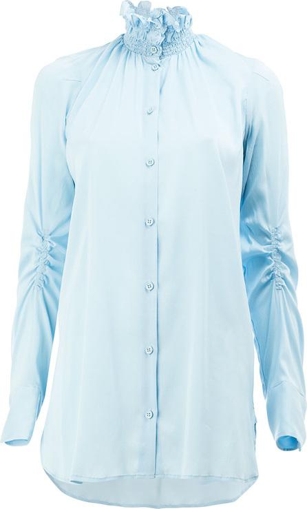 Carven Elasticated neck shirt