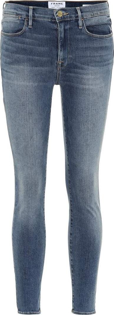 FRAME DENIM Le High Skinny jeans