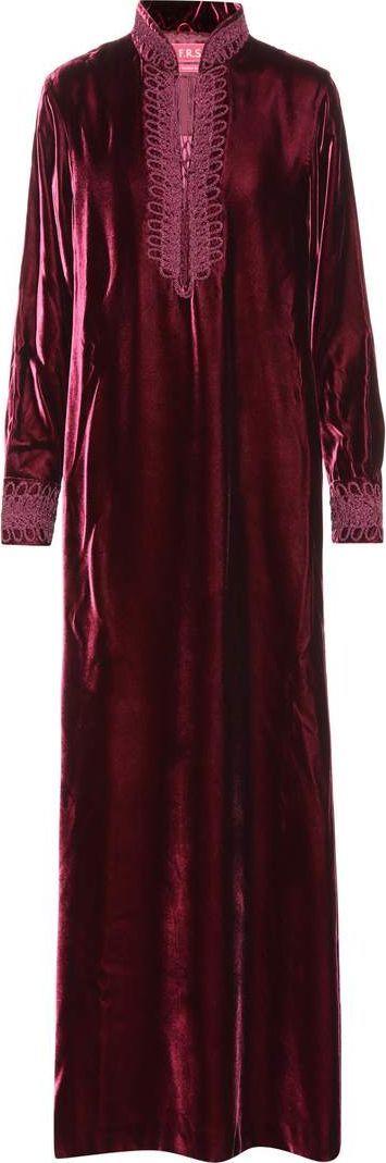For Restless Sleepers Epione velvet dress