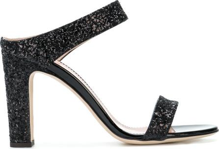 Giuseppe Zanotti Glitter strap sandals