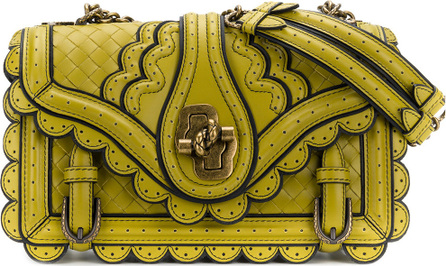 Bottega Veneta City knot shoulder bag
