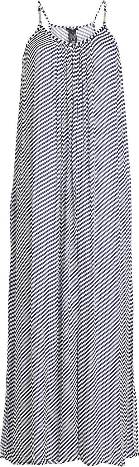 Heidi Klum Intimates Striped Maxi Dress