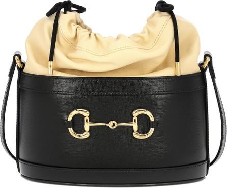 Gucci 1955 Horsebit leather bucket bag