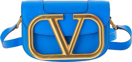 Valentino Blue And Green bag