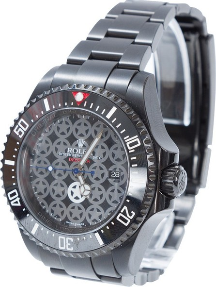 Bamford Watch Department Deep Sea watch
