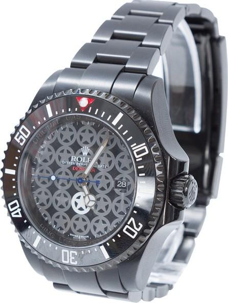 Bamford Watch Department Deep Sea watch