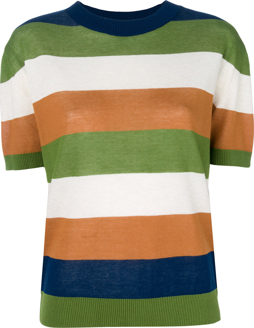 Marni - Knitted striped top