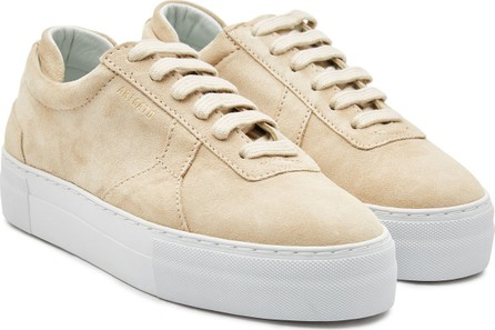 Axel Arigato Suede Platform Sneakers