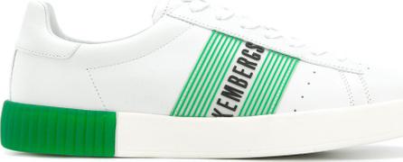 Dirk Bikkembergs Logo sneakers