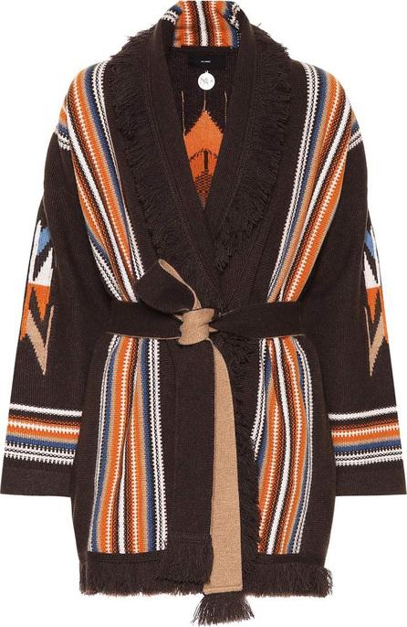 Alanui Chimayo Series cashmere cardigan