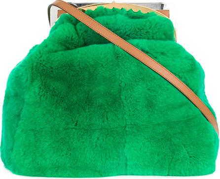 Marni Glitch clutch bag
