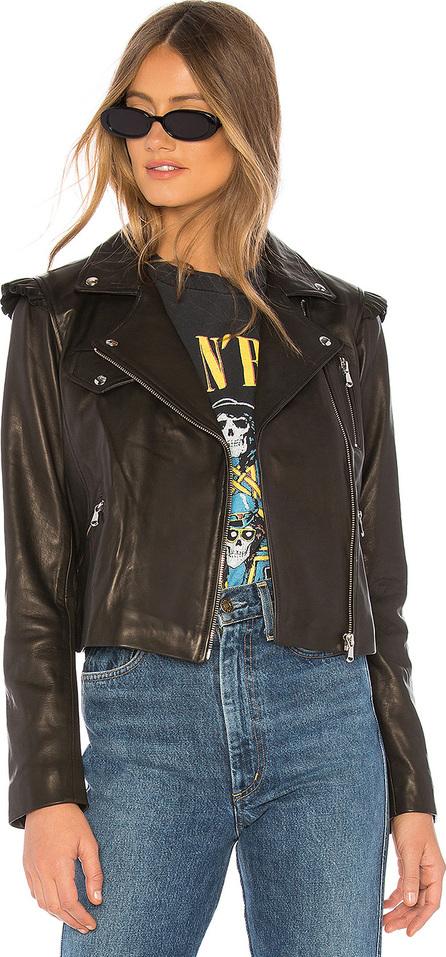 Generation Love Roxy Ruffle Moto Jacket