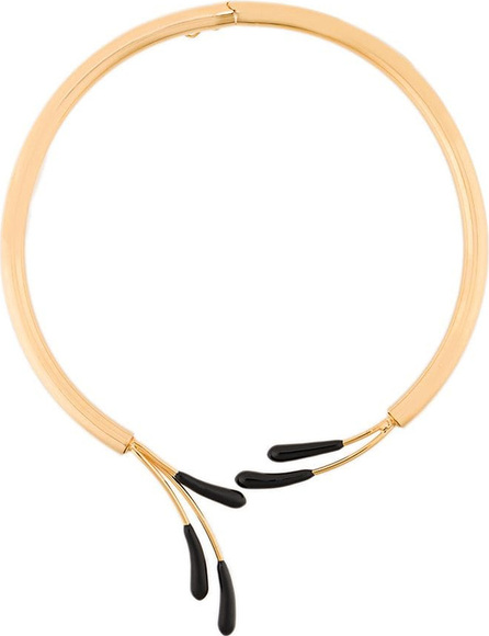Marni Enamel detail necklace