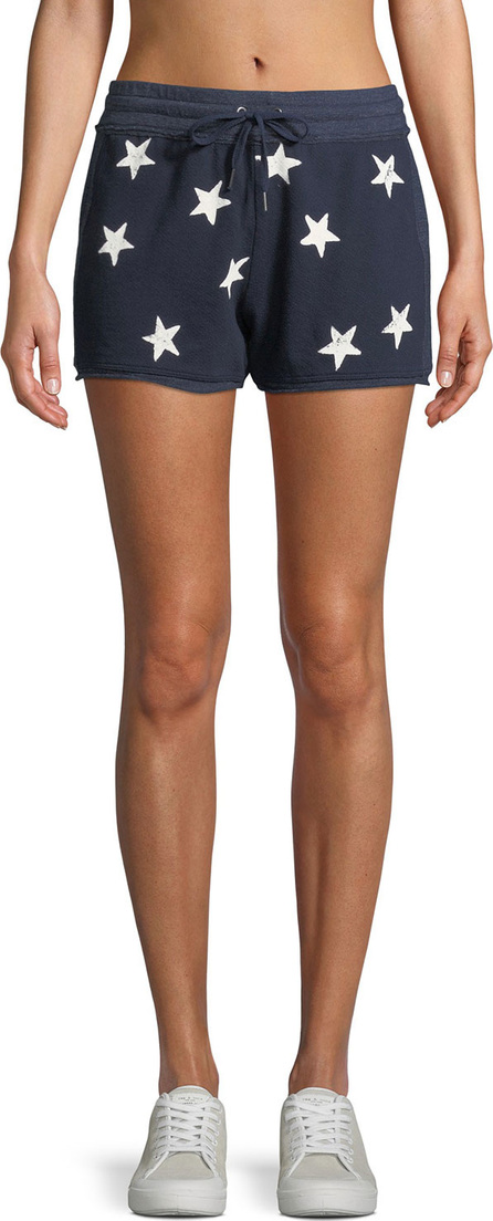 Splendid Liberty Star Activewear Shorts