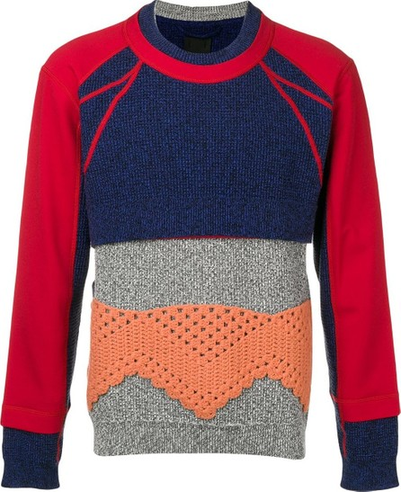 Craig Green Panelled sweater