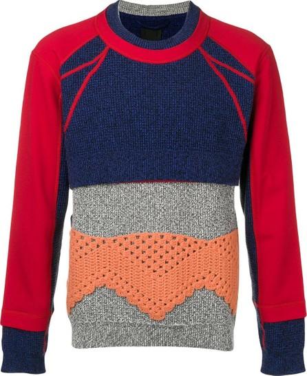 Craig Green Panelled sweater