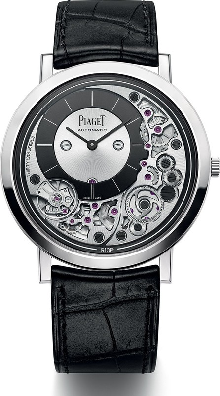 Piaget Altiplano Ultimate 41mm Automatic Watch, White Gold