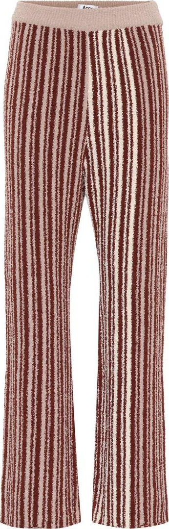 Acne Studios Jordiz striped trousers