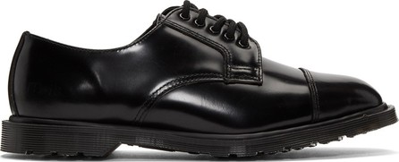 Gosha Rubchinskiy Black Dr. Martens Edition Lace-Up Derbys