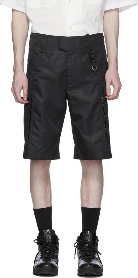 1017 ALYX 9SM Black Tactical Shorts