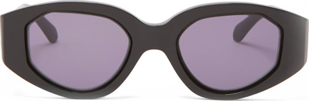 Karen Walker Castaway cat-eye acetate sunglasses