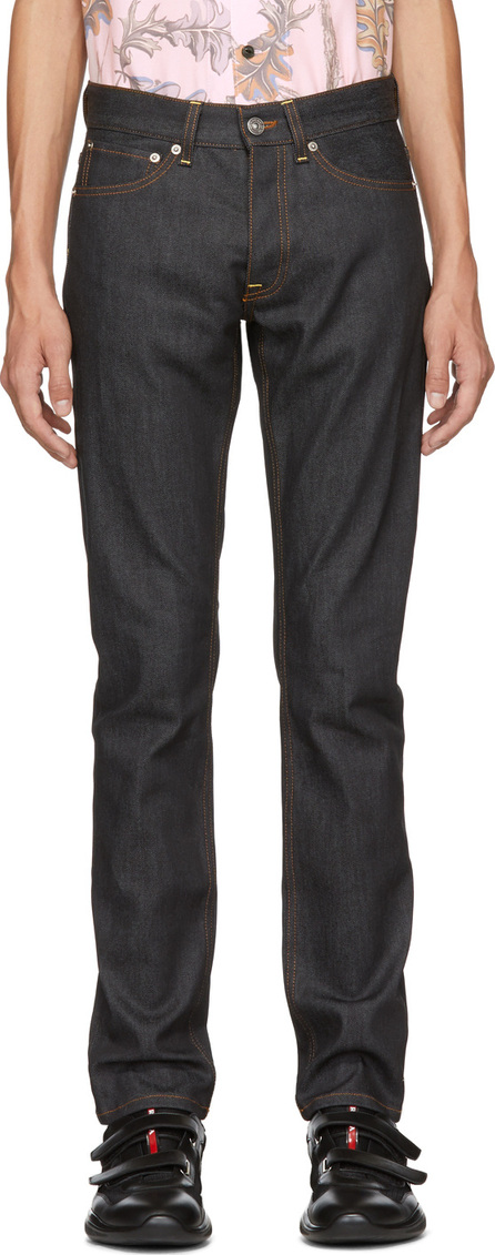 COACH 1941 Indigo Classic Denim Jeans