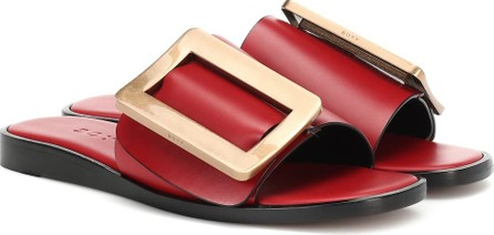 BOYY Buckle leather sandals