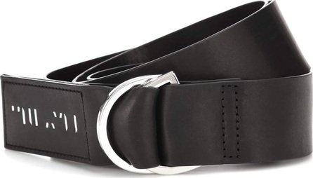 Unravel Leather belt