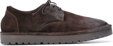 Marsell Faded finish derby shoes