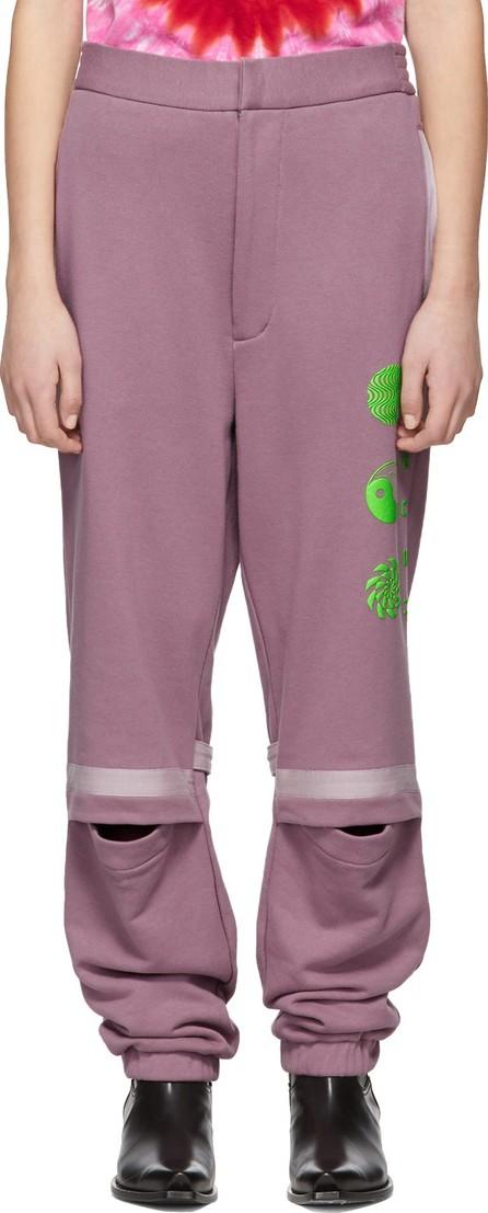 Ambush Pink Patchwork Lounge Pants