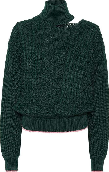 Anna October Wool turtleneck sweater