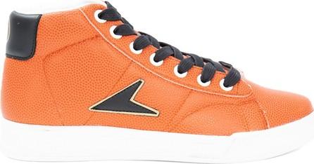 Bata Bata x Wilson John Wooden high top sneakers
