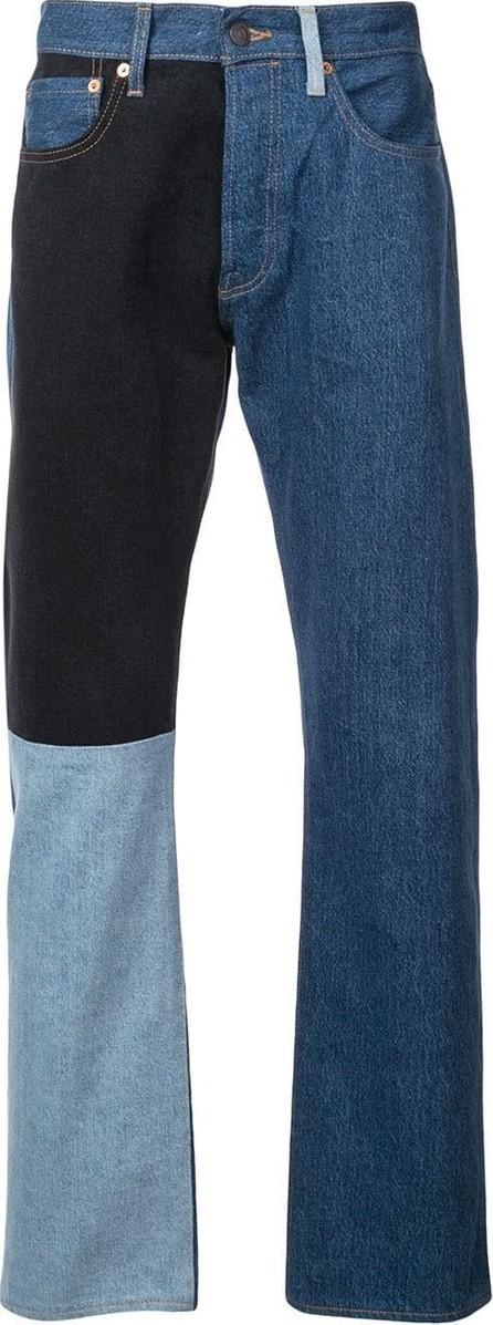 Gosha Rubchinskiy Gosha Rubchinskiy x Levi's patchwork jeans