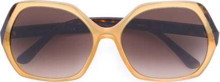 Giorgio Armani square frame sunglasses