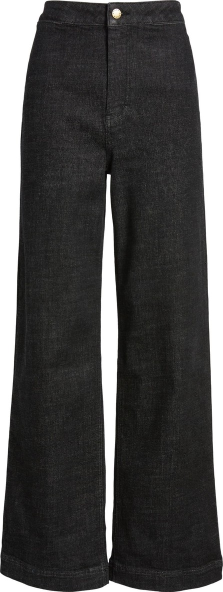 APIECE APART High Waist Flare Jeans