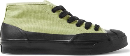 Converse + A$AP Nast JP Chukka Rubber-Trimmed Canvas Sneakers