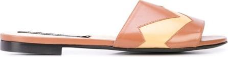 Alberto Fermani Slip-on low-heel sandals