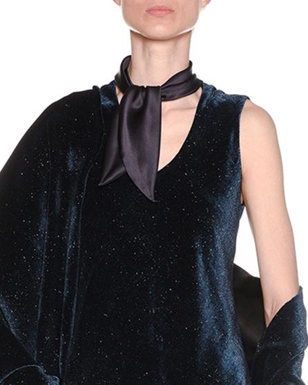 Giorgio Armani Glitter Velvet Stole