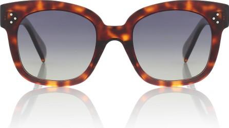 Celine Oversized cat-eye sunglasses